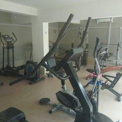 Отель Allen Suites Энугу фитнесс-зал