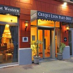 Отель Best Western Crequi Lyon Part Dieu фото 3