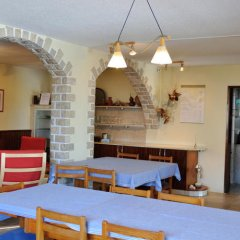 Отель Residência Água de Madeiros питание