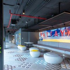 Отель COSI Pattaya Naklua Beach Таиланд, Паттайя - отзывы, цены и фото номеров - забронировать отель COSI Pattaya Naklua Beach онлайн фитнесс-зал фото 2