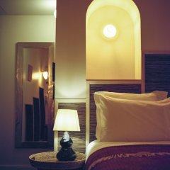 Отель Hôtel Habituel удобства в номере