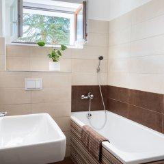 Апартаменты Green Park Apartments ванная