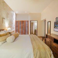 Porto Playa Condo Hotel And Beach Club Плая-дель-Кармен удобства в номере