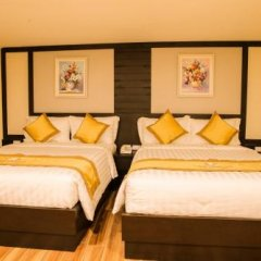 Hoang Minh Chau Ba Trieu Hotel Далат фото 2