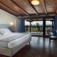 Отель Coral Blue Beach комната для гостей фото 4