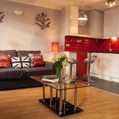 Отель Lamington Apartments Великобритания, Лондон - отзывы, цены и фото номеров - забронировать отель Lamington Apartments онлайн комната для гостей фото 5