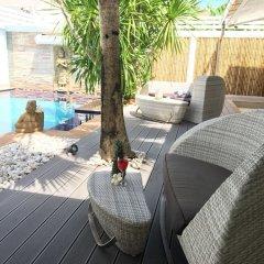 Отель Inaya Pool Villa Rawai бассейн