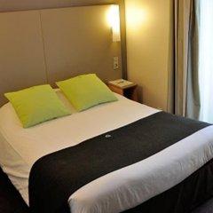 Отель Campanile Paris 14 - Maine Montparnasse Франция, Париж - 3 отзыва об отеле, цены и фото номеров - забронировать отель Campanile Paris 14 - Maine Montparnasse онлайн комната для гостей фото 2
