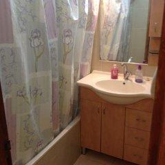 HeKhaluts Apartment Израиль, Иерусалим - отзывы, цены и фото номеров - забронировать отель HeKhaluts Apartment онлайн ванная фото 2