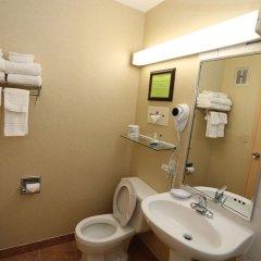 Отель Magnuson Grand Columbus North США, Колумбус - отзывы, цены и фото номеров - забронировать отель Magnuson Grand Columbus North онлайн ванная