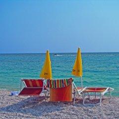 Отель Altea Beach Lodges пляж