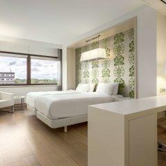 Отель NH Amsterdam Zuid комната для гостей фото 2