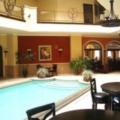 Hotel Gran Mediterraneo бассейн