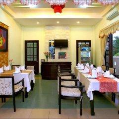 Отель Han Thuyen Homestay питание