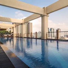 Отель Lancaster Bangkok бассейн