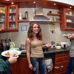 Hostel One Home питание