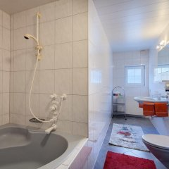 Отель Haus Brigitta ванная
