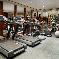 Отель Park Hyatt Paris Vendome фитнесс-зал