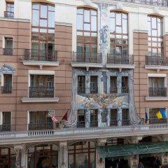 Гостиница Modern Properties Lviv балкон