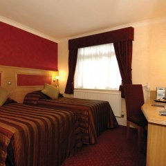 Отель Hallmark Inn Manchester South комната для гостей фото 4