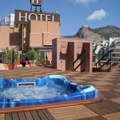 Отель Astoria Palace Hotel Италия, Палермо - отзывы, цены и фото номеров - забронировать отель Astoria Palace Hotel онлайн бассейн фото 3