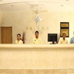 Отель Tesoro Ixtapa - Все включено интерьер отеля