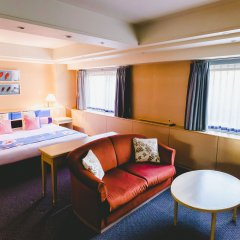 Отель New Otani Hakata Фукуока комната для гостей фото 5