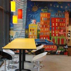 Отель ibis budget Lyon La Part-Dieu питание фото 2