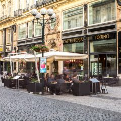 Hotel Liberty Прага питание