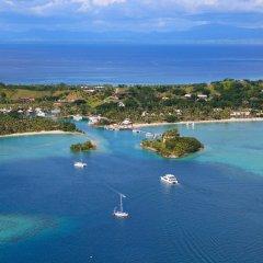Отель Musket Cove Island Resort & Marina пляж фото 2
