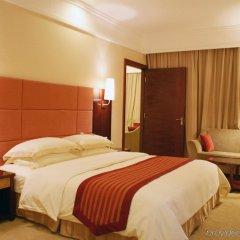 Отель Holiday Inn Shenzhen Donghua Китай, Шэньчжэнь - отзывы, цены и фото номеров - забронировать отель Holiday Inn Shenzhen Donghua онлайн комната для гостей фото 5