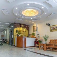 Отель Golden Hotel Вьетнам, Вунгтау - отзывы, цены и фото номеров - забронировать отель Golden Hotel онлайн интерьер отеля