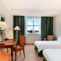 Отель Hilton Rome Airport комната для гостей фото 5
