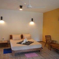 Отель Villa 61 Шри-Ланка, Берувела - отзывы, цены и фото номеров - забронировать отель Villa 61 онлайн комната для гостей фото 2