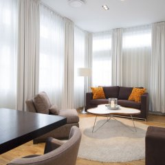 Thon Hotel Bergen Airport комната для гостей