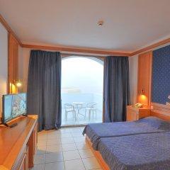 Alfa Beach Hotel комната для гостей фото 3