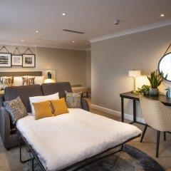 Отель The Grosvenor 4* Представительский номер с различными типами кроватей