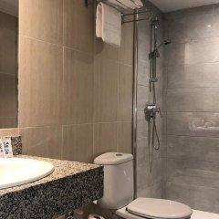 Vistasol Hotel Aptos & Spa ванная