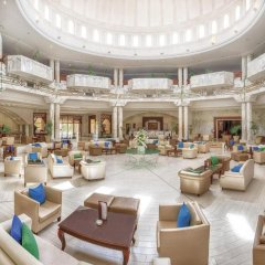 Отель Djerba Plaza Hotel Тунис, Мидун - отзывы, цены и фото номеров - забронировать отель Djerba Plaza Hotel онлайн бассейн фото 3