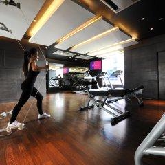 Отель Mode Sathorn Бангкок фитнесс-зал