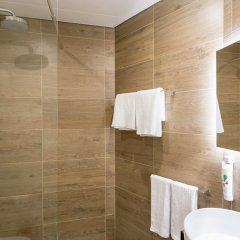Отель Ibis Styles Lisboa Centro Marques De Pombal Лиссабон ванная