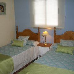 Отель Rural Gloria Сьерра-Невада комната для гостей фото 3