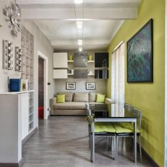 Отель San Salvario Stylish Apartment Италия, Турин - отзывы, цены и фото номеров - забронировать отель San Salvario Stylish Apartment онлайн интерьер отеля фото 2