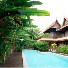 Tewa Boutique Hotel Бангкок бассейн фото 2