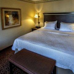Отель Hampton Inn & Suites Staten Island США, Нью-Йорк - отзывы, цены и фото номеров - забронировать отель Hampton Inn & Suites Staten Island онлайн комната для гостей фото 2