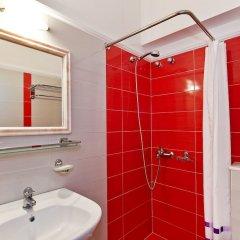 Отель Pension Petros Греция, Остров Санторини - отзывы, цены и фото номеров - забронировать отель Pension Petros онлайн ванная