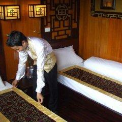 Отель Halong Dugong Sail интерьер отеля