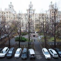 Гостиница IZBA Kutuzovskaya парковка