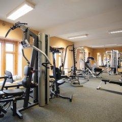 Гостиница Акватика фитнесс-зал фото 3