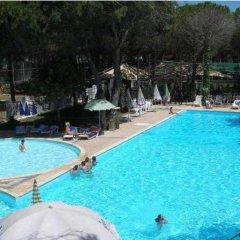 Отель Marea Resort Албания, Голем - отзывы, цены и фото номеров - забронировать отель Marea Resort онлайн бассейн